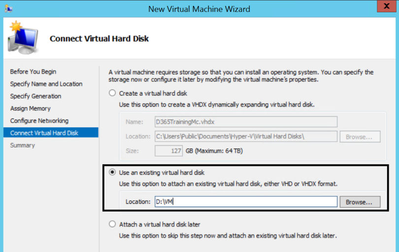 13_LCS_Cloud_Tool_Locally_Environment_VM_Wizard_VHD