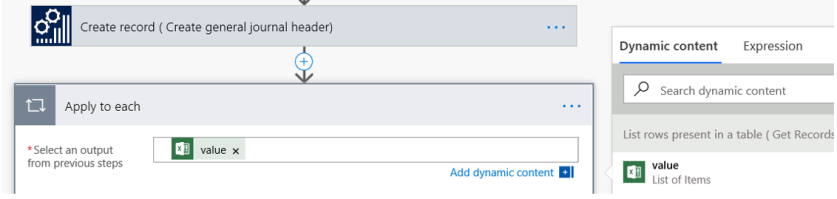 MS flow for Creating Recurring Journals in Dynamics 365 Fin
